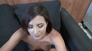 Beautiful mature chick fucked in 1080p
