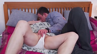 Hardcore fuck mature sex in the bedroom